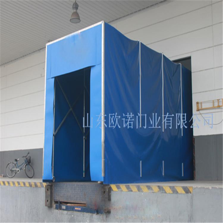 充气式装卸门封如何提供完美密封效果